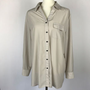 Style and Co Button Down Shirt